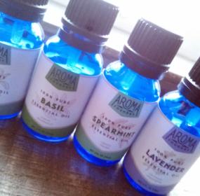 Aroma Foundry essential oils